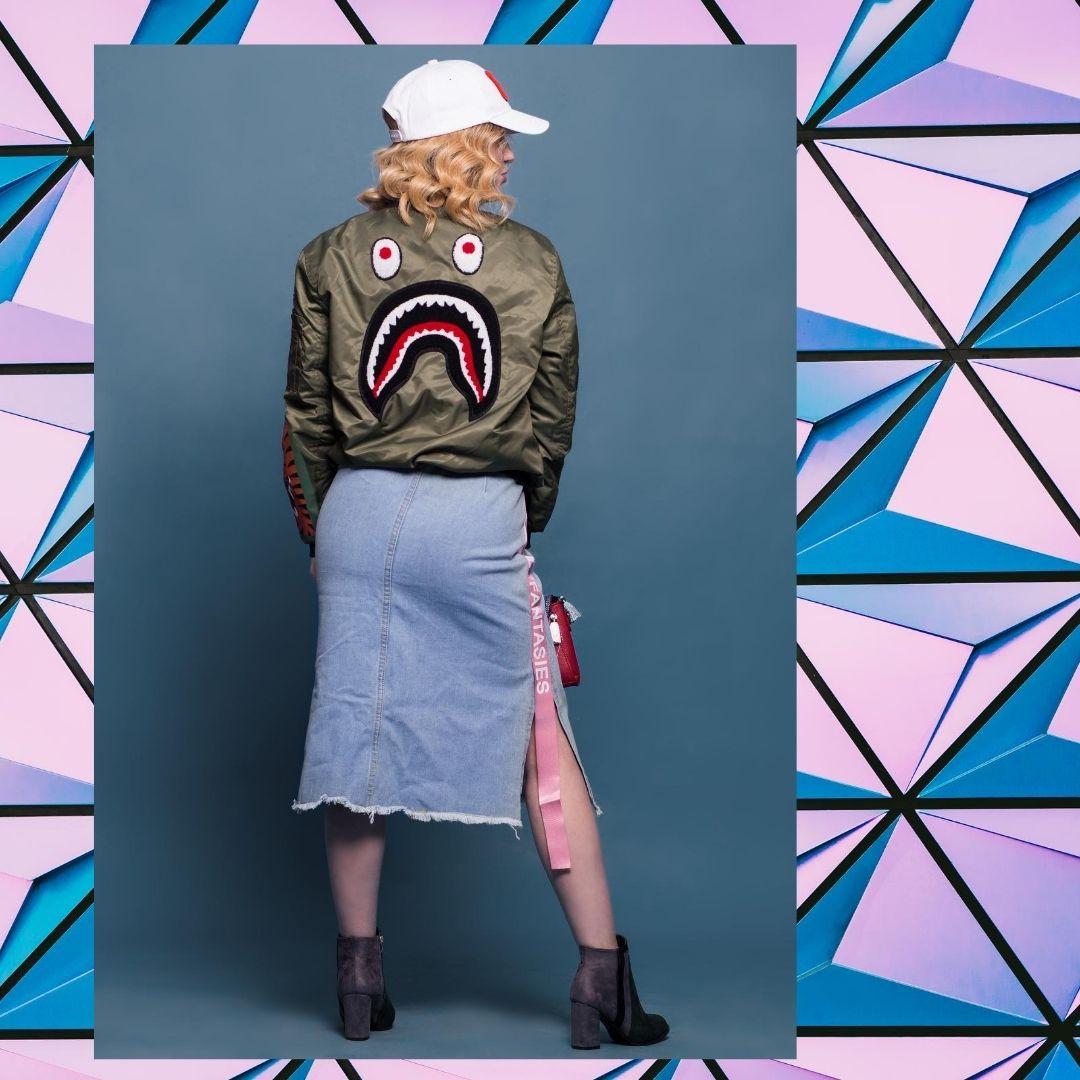 Как правильно носить юбку-миди: модные варианты 2020