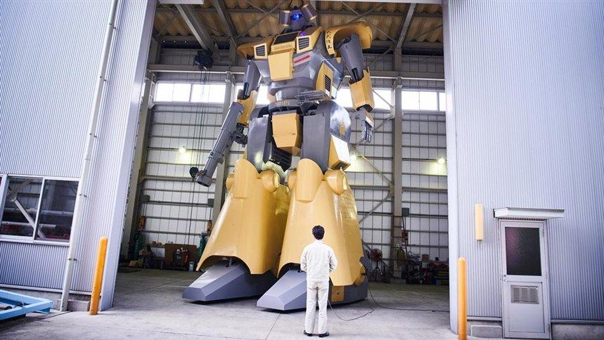 Крупнейший робот