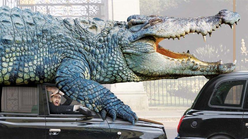 Крупнейшее крокодиломорфное существо