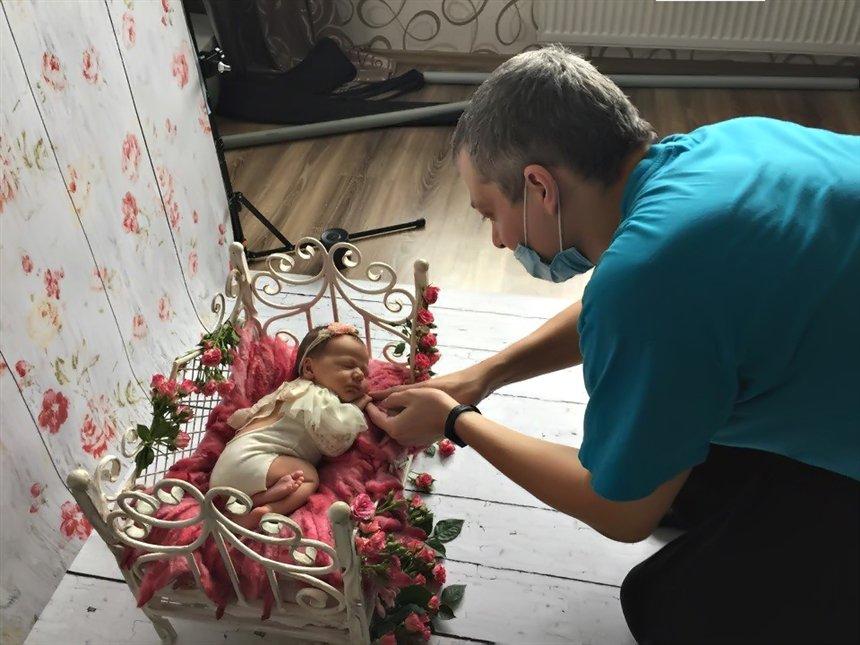 О фотосъемке новорожденного: как обеспечить себе память на всю жизнь