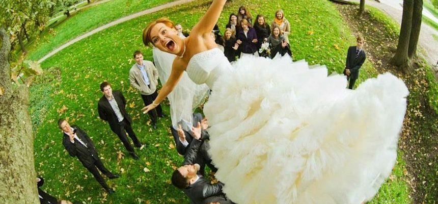 Топ-7 странных свадебных обычаев мира