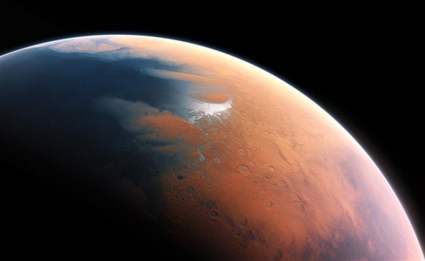Можно ли использовать воду на Марсе?